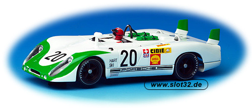 FLY Porsche 908-Flunder LH green